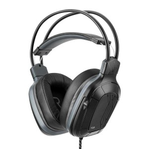 Nitho Titan 7.1 RGB Gaming Headset  Mini-jack Plug Plus USB 7.1 Surround Sound Adapter