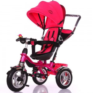 Little Bambino Tricycle Stroller Pink BW204P