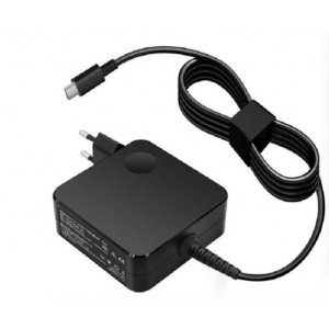 Tuff-Luv USB-C 65W Wall Charger 1.8M - Black (5055261883713)