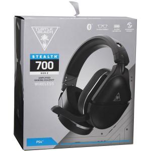 Turtle Beach - Stealth 700P Wireless Headset Gen 2 - Black/Blue (PS4)