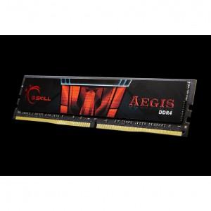 G.Skill Aegis DDR4-3000MHz CL16-18-18-38 1.35V 16GB (2x8GB)