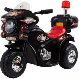 Jeronimo -  Siren Police Bike - Black