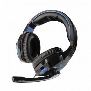 Alcatroz Alpha MG-300 Gaming Headset - Black/Blue