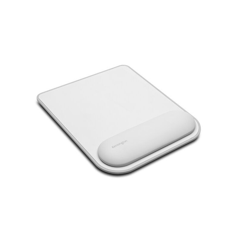 Kensington K50437EU ErgoSoft Wrist Rest Mouse Pad for Standard Mouse - Grey