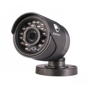 Patrol 1080P Bullet Camera - Black