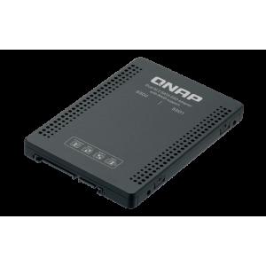 """Qnap Drive 2.5"""" Drive Bay - 2X M.2 SSD Support SATA"""