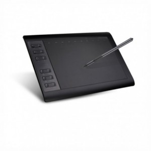 Graphics Tablet (Wired - 10 x 6 inch)