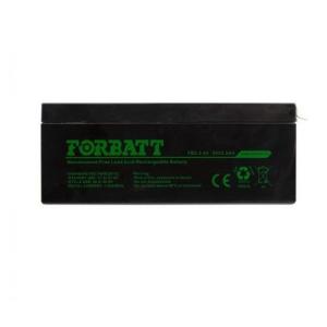 Forbatt 24V 3.5Ah Sealed Lead Acid Gel Maintenance-Free Battery + Loom