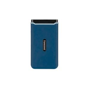 Transcend 250GB ESD370C USB3.1 Gen 2/Type-C OTG Portable SSD - TLC