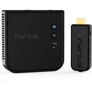 Nyrius Aries Prime Wireless Video HDMI Transmitter & Receiver