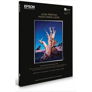 Epson Premium Luster Photo Paper A4 (250 Sheet)