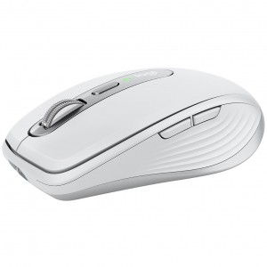 Logitech MX Anywhere 3 Wireless Mouse - Pale Grey