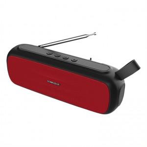 SonicGear P8000 Super FM Bluetooth Speaker – Red