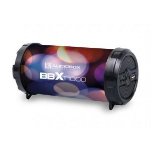 Audiobox BBX T1000 Portable Bluetooth Speaker - Lens Flare