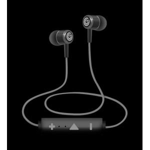 SonicGear Bluesports 6 Pro Bluetooth Earphones - Gun Metal