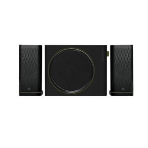 SonicGear SPACE 5 (2019 Edition) 2.1 Bluetooth Speaker System - Midnight Grey