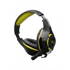 Armaggeddon Pulse 6 2,1 Stereo Gaming Headsets - Armaggeddon Yellow