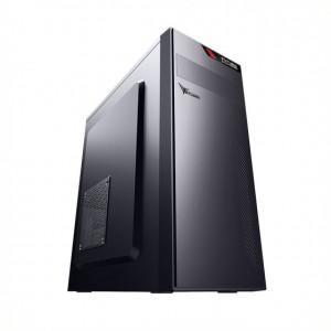 Alcatroz Futura N2000 ATX Case with Magnum Pro 225 PSU - Black/Red