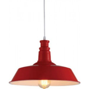 ACDC Dynamics Traditional Range Pendant Light - Red