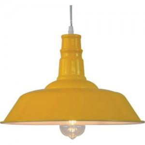 ACDC Dynamics Traditional Range Pendant Light - Yellow