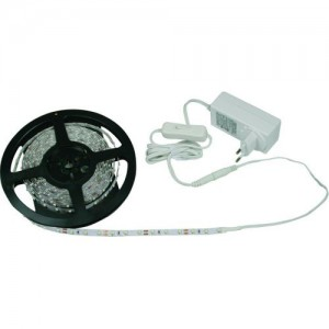 ACDC Dynamics LED Strip Light Kit with On/Off Switch - Blue