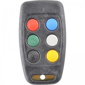 Sentry - 6 Button Code Hopping Transmitter 403MHz Sherlo Compatible