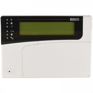 Risco ProSYS LCD Keypad with icons