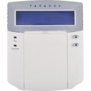 Paradox Keypad K641 EVO Blue LCD