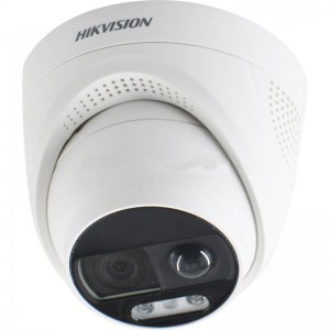 Hikvision HD Turbo X Dome Camera 1080p - IR 20m - 2.8mm - IP67