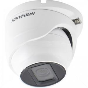 Hikvision HD-TVI EXIR Turret Camera 5MP - IR 30m - 2.8mm Fixed - IP67