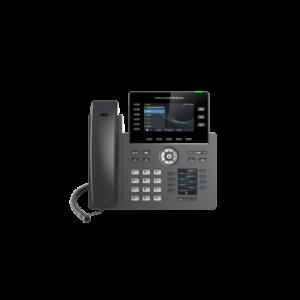 Grandstream 6-Line Carrier Desk Phone with PoE