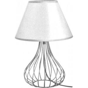 ACDC Dynamics Scandinavian Range Bell Shaped Table Light - White