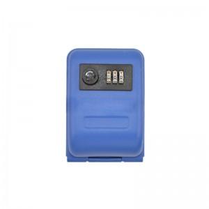 Key Box - Steel Blue (Combination Code) TS0301