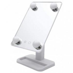 Casey Cosmetic Portable Tabletop Makeup Mirror