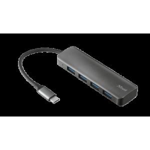 Trust HALYX 4 Port Hub with USB 3.2 Ports
