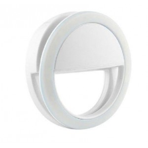 Tuff-Luv Perfect Selfie Circle LED Light For Mobile Phones (5055205286716)