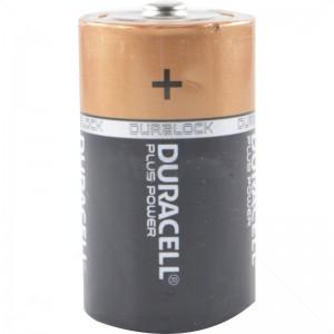 Battery - 1.5V Size D Duracell Torch 61mm x 33mm