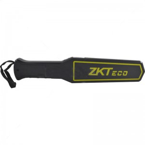 ZKTeco Hand Held Metal Detector with Battery & Charger
