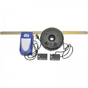 DC Blue Advanced Roll-Up GDO Kit Incl 2x4 Button Tx + Battery & CW