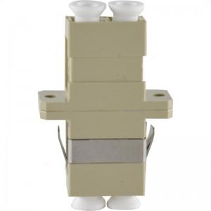 Fibre Optic Mid Coupler LC Duplex Multi Mode
