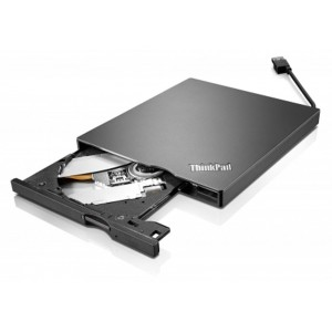 Lenovo ThinkPad UltraSlim External DVD-Writer 4XA0E97775