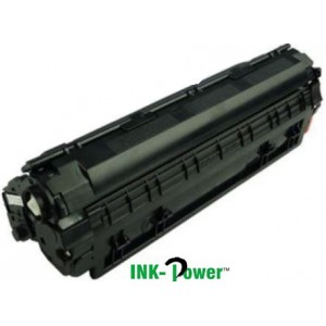 Inkpower Generic Replacement Black Toner Cartridge for HP CE278A HP 78A