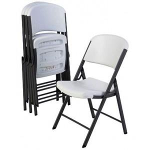 UniQue Steel Folding Chair