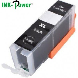 Inkpower Generic Replacement for Canon PGI 470XL Black Ink Cartridge