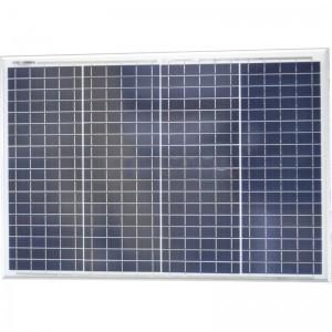 Centurion Solar Panel 40W Polycrystalline 18.2V 465x670x25mm - Excl Regulator