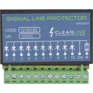 Clearline Data Protect 10 Way Intercom 15VDC