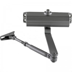 Securi-Prod Door Closer Medium Duty 25-45Kg without Hold Open Function