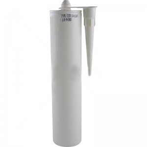 Silicone - Clear 310ml Blank