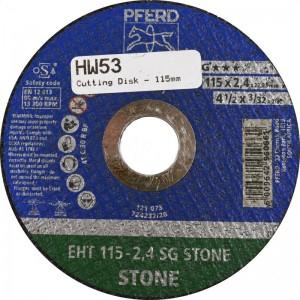 Cutting Disk - 115mm Masonary