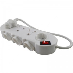 Multiplug - 3 x 16A / 3 x 2 Pin Not Switched